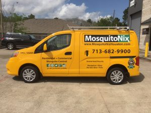 North Palm Beach Vehicle Wraps NV 200 van 3 driver side 300x225