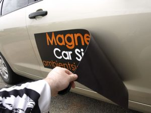 Custom Vehicle Magnets